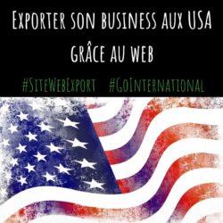 Exporter son business aux USA grâce au web : les questions à se poser pour réussir