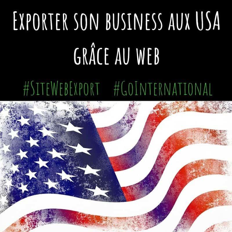 Rez Photos Use: Exporter Son Business Aux USA Grâce Au Web : Les Questions